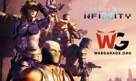 Concurso literario de Infinity the Game en Wargarage.org
