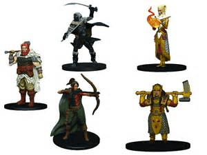 Icons of the Realm por WizKids