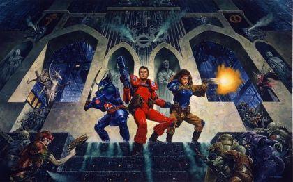 Personajes de Mutant Chronicles RPG