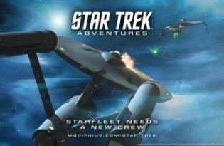 Star Trek Adventures, únete a la flota