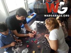 Nueva generación de Wargarage aprendiendo X-Wing Miniatures
