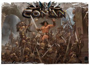 Juego de mesa de Conan por Monolith Board Games