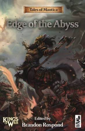 Portada de Edge of Abyss del juego de miniaturas Kings of War