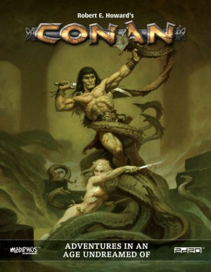 Conan Adventures in an Age Undreamed Of rpg