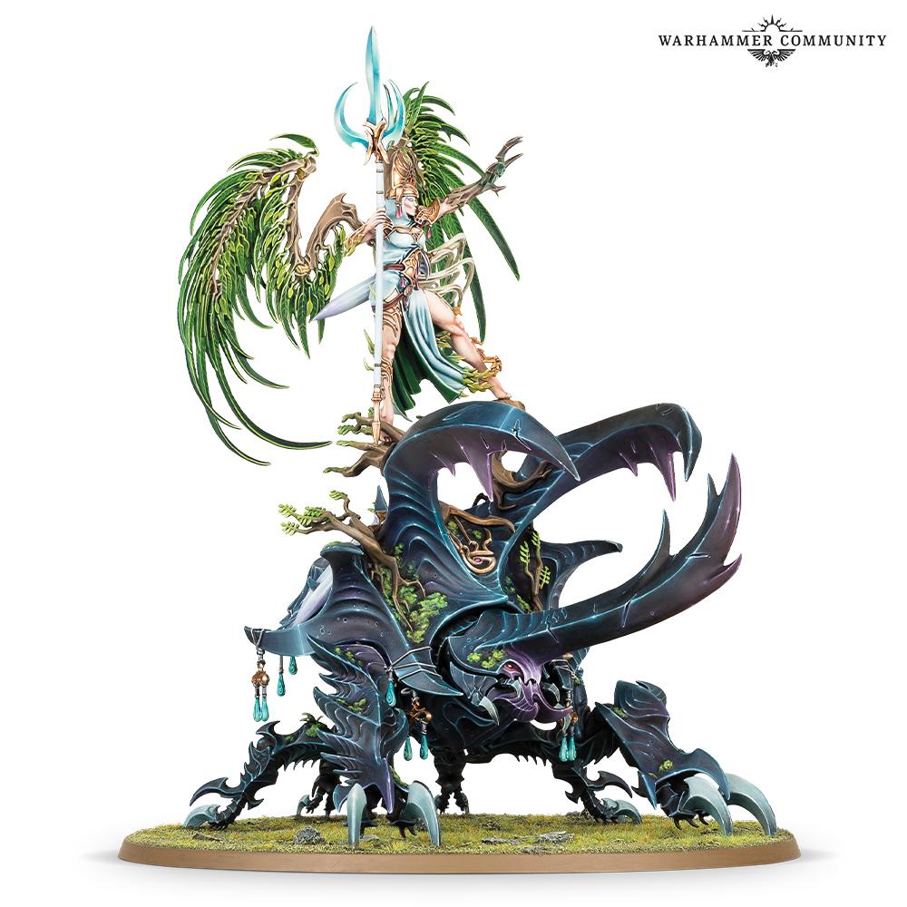 Lore Focus: Spites of the Sylvaneth - Warhammer Community