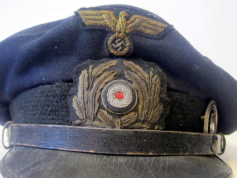 NCO U-Boat Cap U-174 Engineer