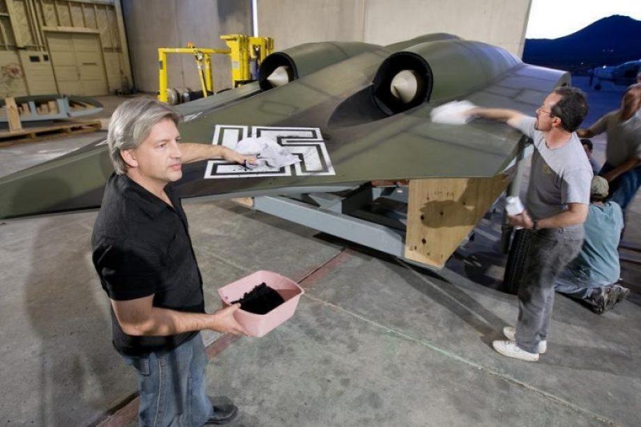restoring-the-horten-229-v3-flying-wing-11