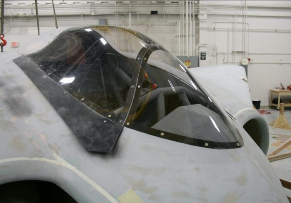 restoring-the-horten-229-v3-flying-wing-12