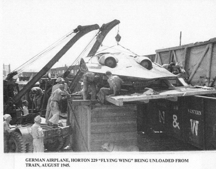 "The Horten 229 V3 ""Flying Wing"" 48 images – have you seen all of these before??"