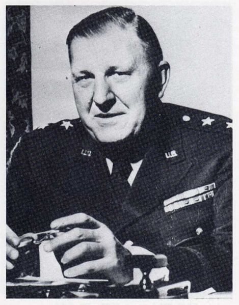 General John Ernext Dahlquist