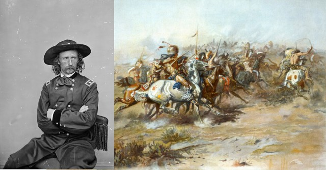 Custer Little Bighorn