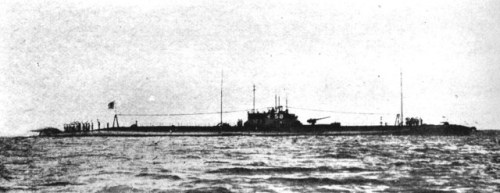 Japanese submarine Ro-34