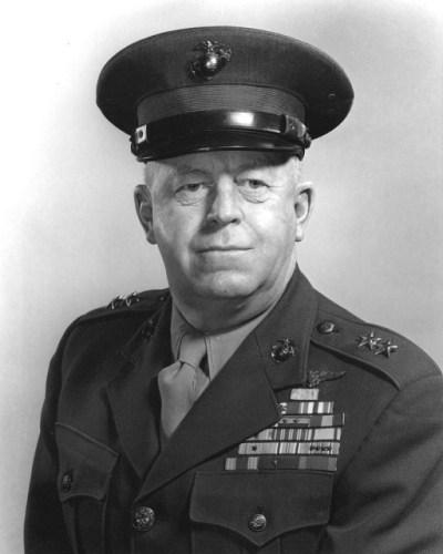 Brigadier General Merritt Edson
