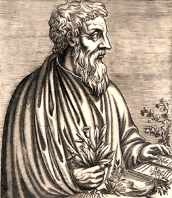 Dioscorides noted lead's effect on the mind in the first century A.D.