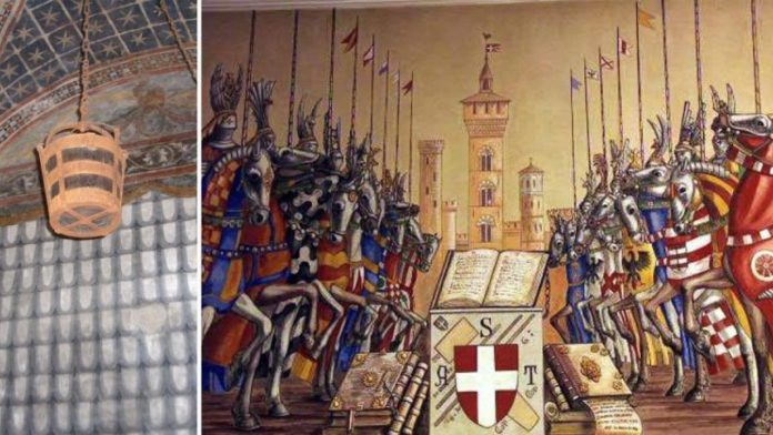 The Bloodiest Medieval War Was Fought Because Of A Bucket