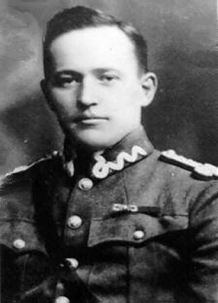 Merian C. Cooper in Polish Air Force uniform, circa 1920 (Public Domain / Wikipedia)