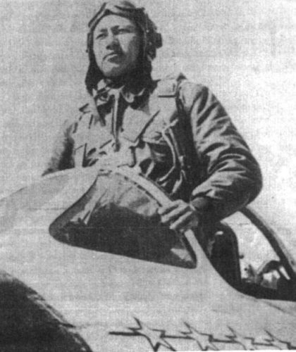 Zhang Jihui, the Chinese pilot who was one of two claiming to be responsible for Davis' death.