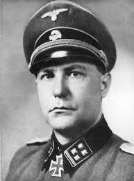 SS-Obersturmbannführer Fritz Knöchlein