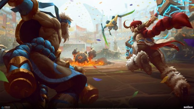 guide-battlerite-war-legend