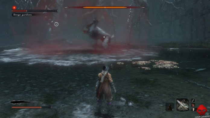 Soluce sekiro valley zone de terreur submergée