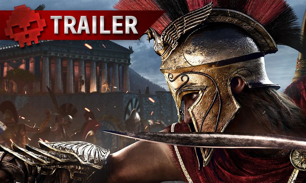 Vignette trailer assassin's creed odyssey