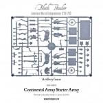 AWI WGR-ARMY2 Continental Artillery Frame 1