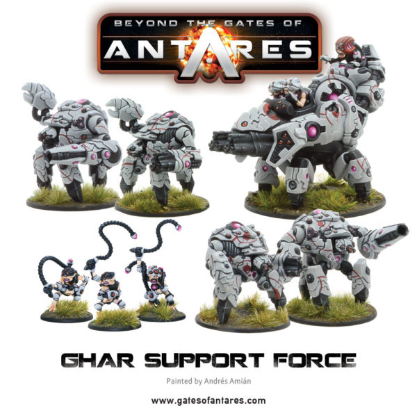 Ghar-Support-Force