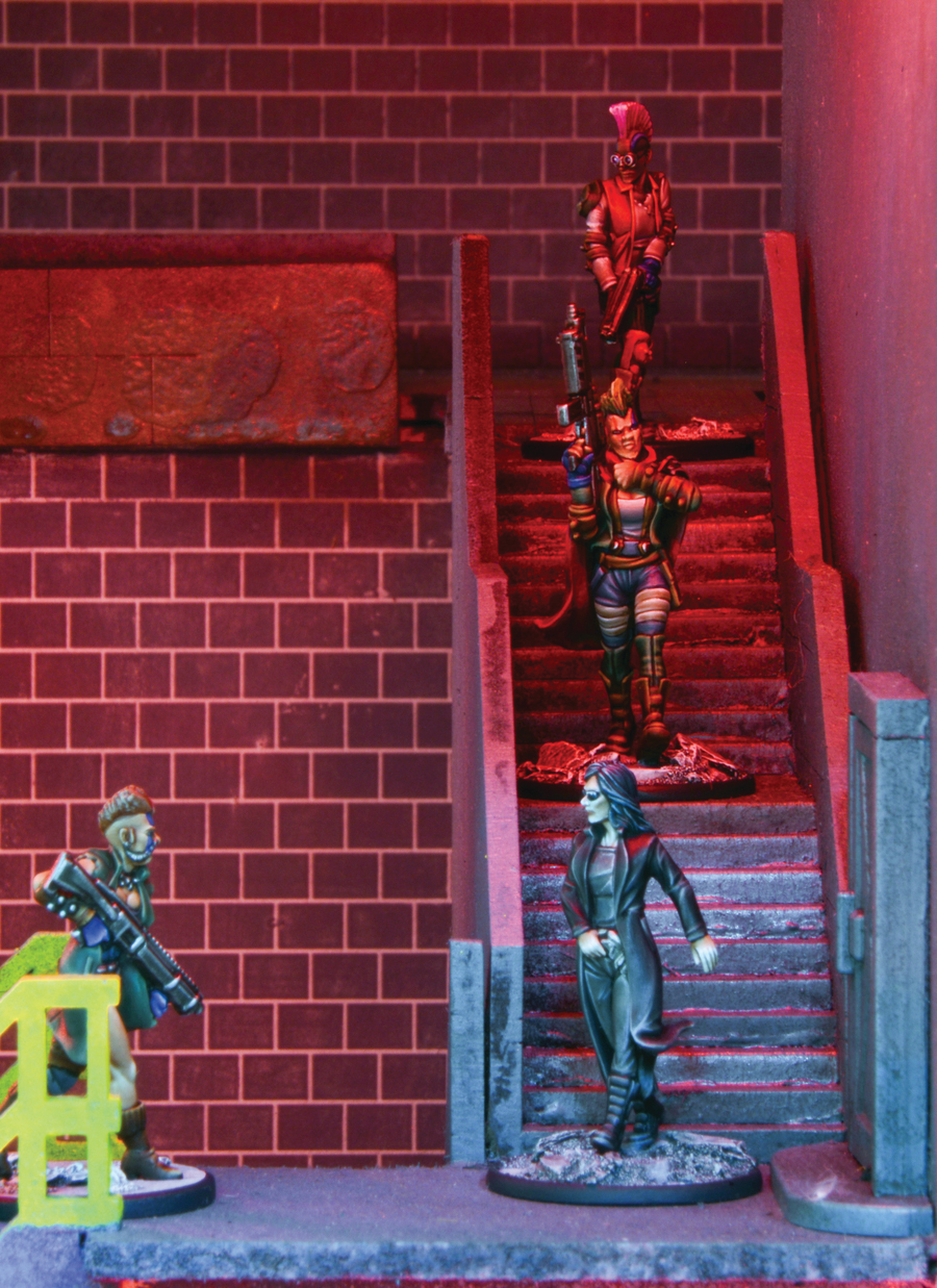 Judge Dredd Game Preview Warlord Games