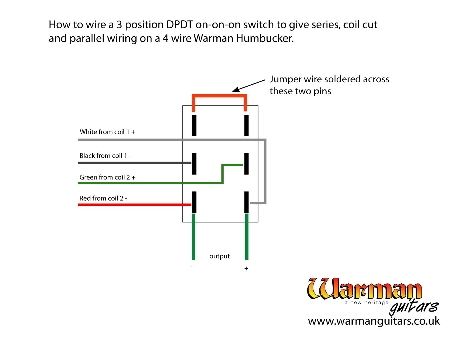 hight resolution of parallel wiring humbucker