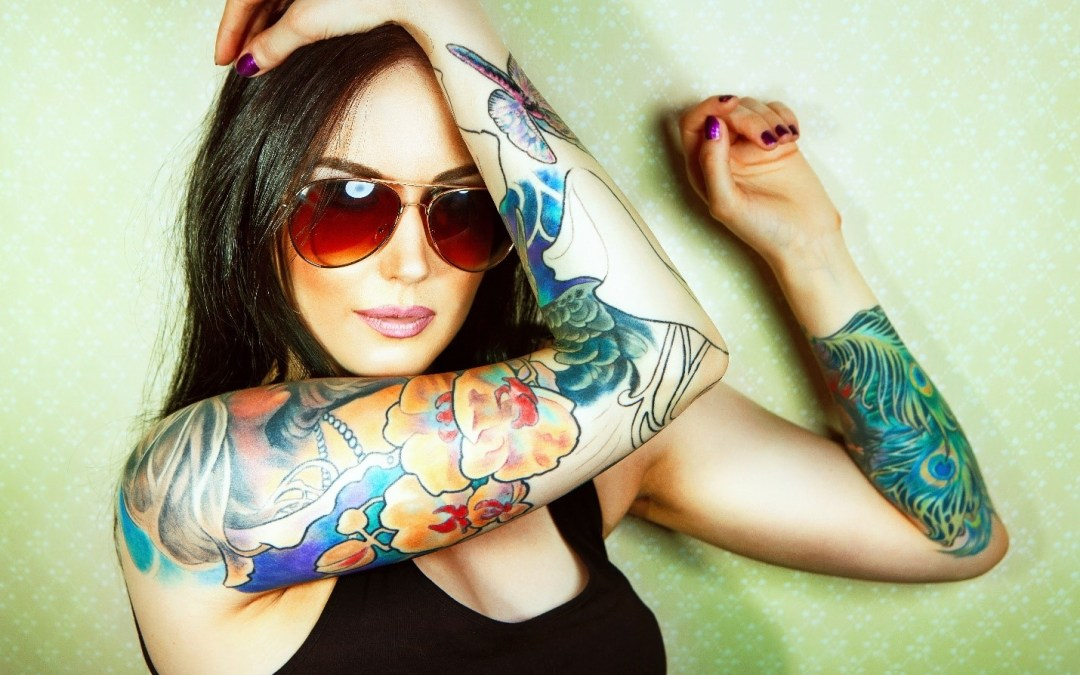 How to Keep Your Tattoos Looking Great for a Lifetime