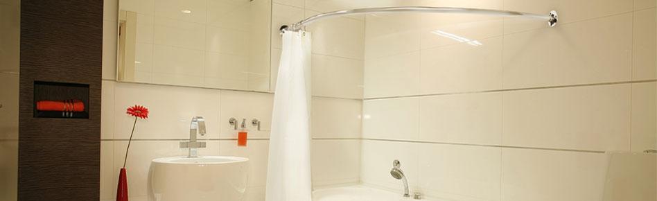 Corner Bath Shower Curtain Rails From Warmer Ideas 22 05 2017
