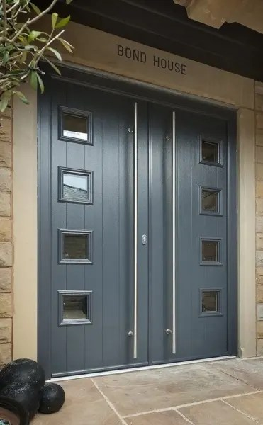 Solidor composite door London