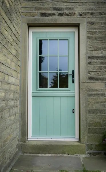Solidor composite door