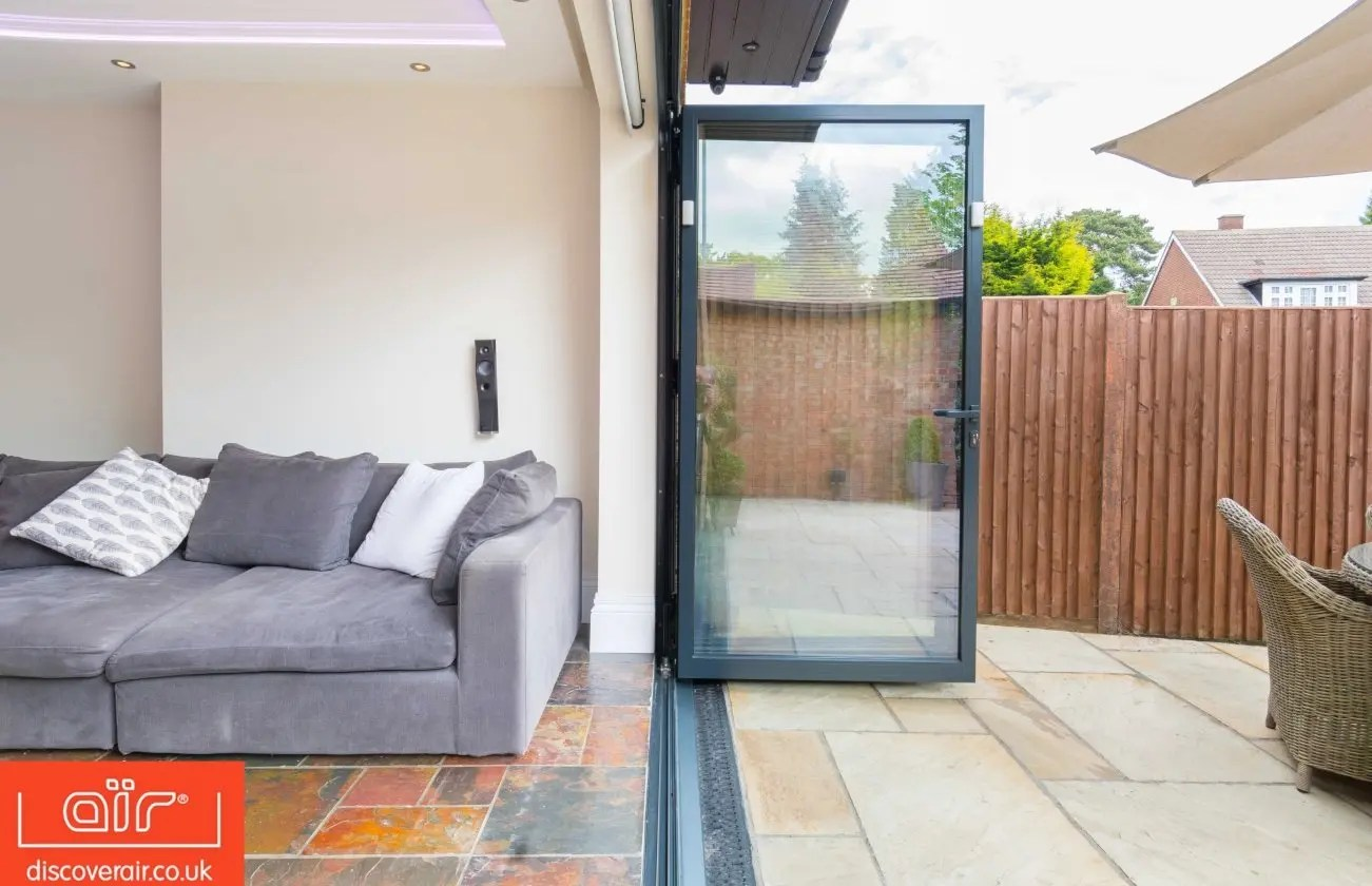 Air Bifolding Door