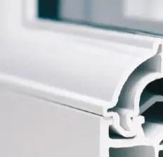 Sculptured Flush Sash Window