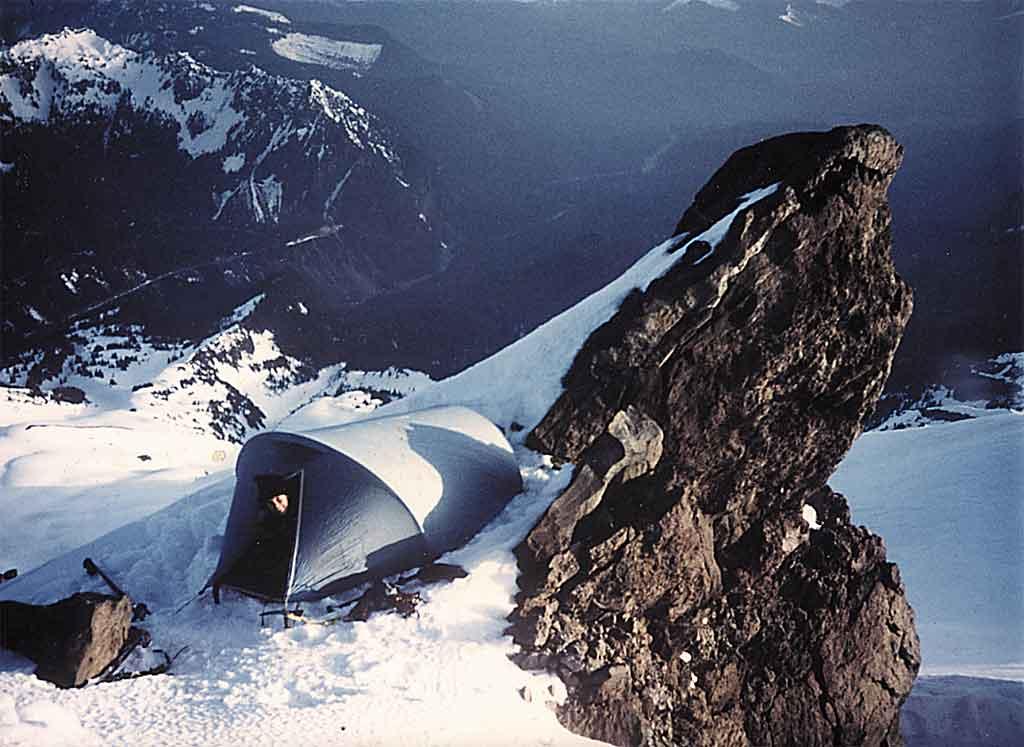 2 person climber tent warmlite