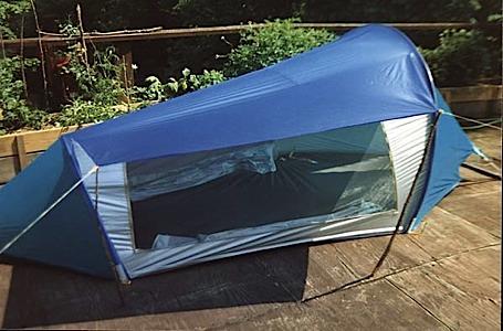 extreme lightweight 4 season tent