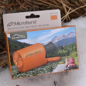 camp tek air pump
