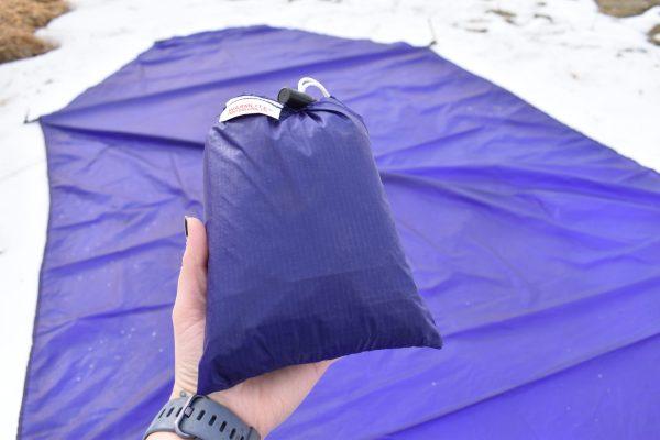 warmlite tent footprint