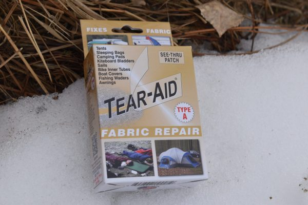 fabric repair patch