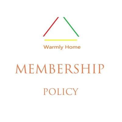 Warmly Home Membership
