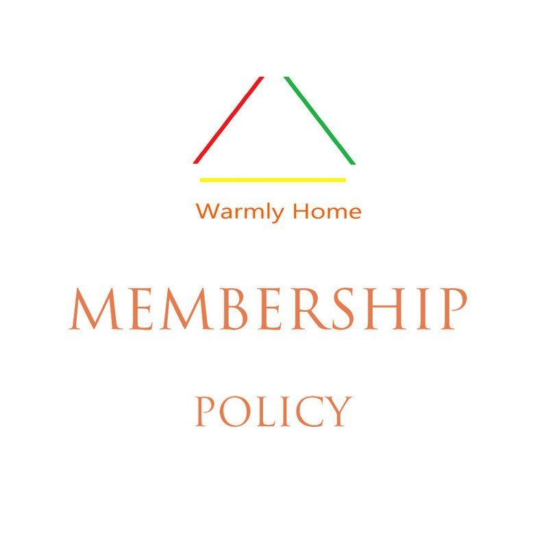 Warmly Home Membership