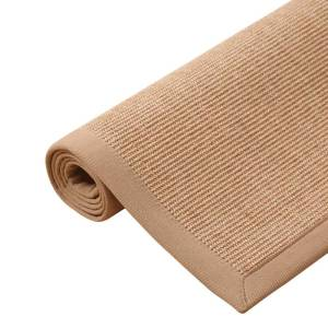 Natural Fiber Linen Jute Sisal Area Rug