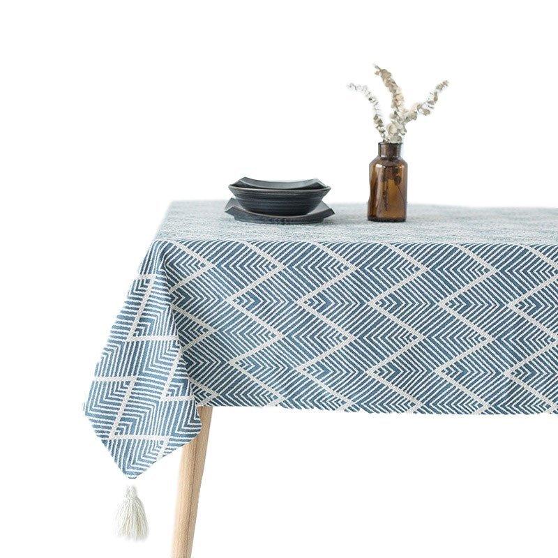 Stripe Tablecloths