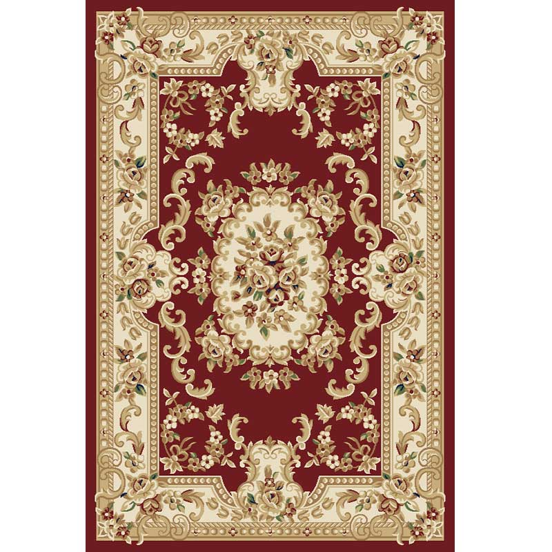 Traditional Floral Area Rugs
