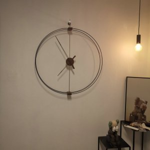 Unique Modern Large Wall Clock