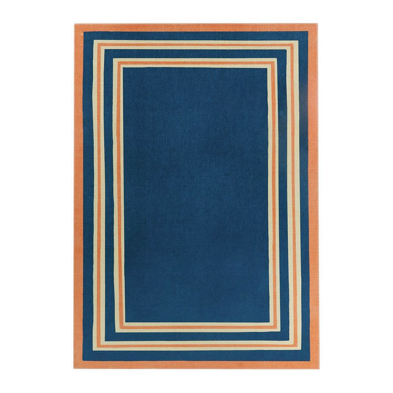 Modern Geometry Design Home Carpet