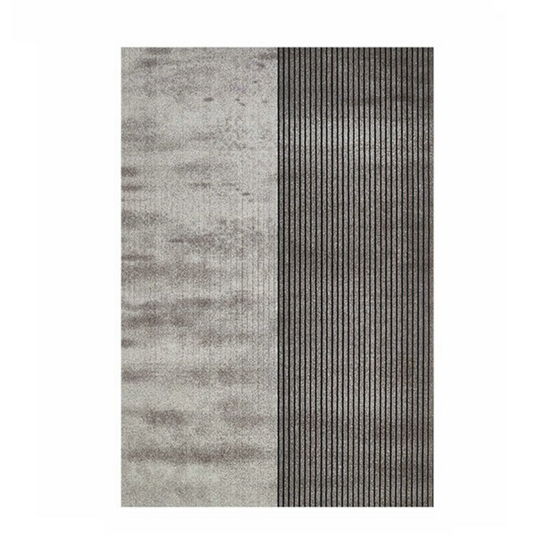Simple American Design Area Line Rugs