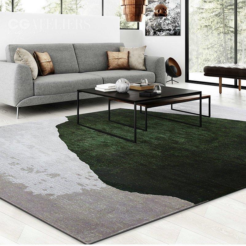 Original Design Large Living Room Rug