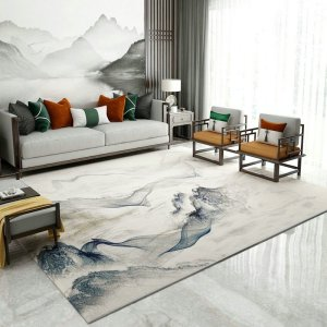 Dream Landscapes Paiting Mirage Rugs